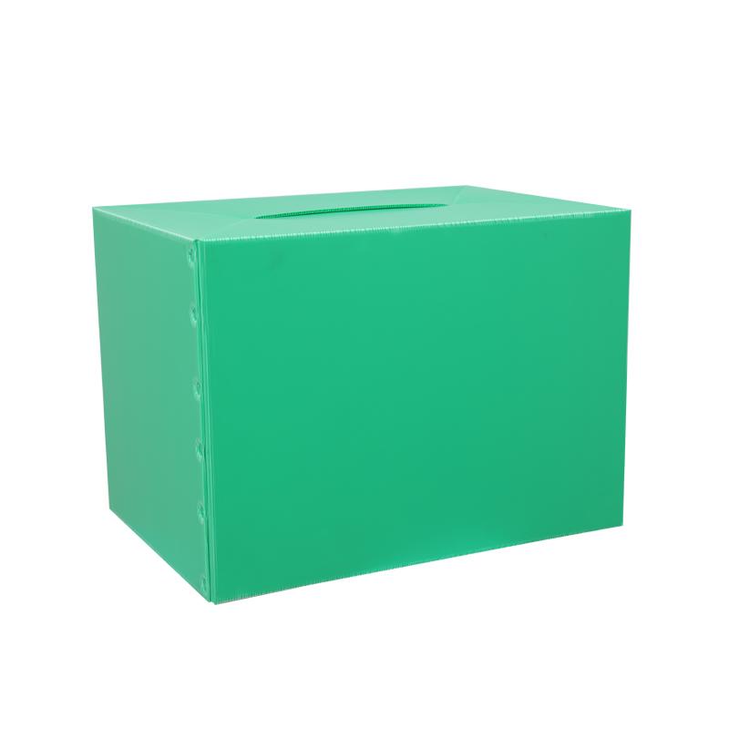 RSC-Boxen aus Wellpappe-Kunststoffbehältern in Sondergröße für Verpackung oder Umlauf